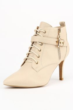 Ботинки Gerzedo                                                                                                              бежевый цвет