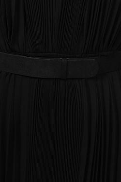 Платье С Поясом Halston Heritage                                                                                                              черный цвет