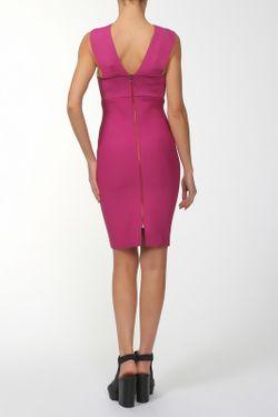 Платье Roland Mouret                                                                                                              розовый цвет