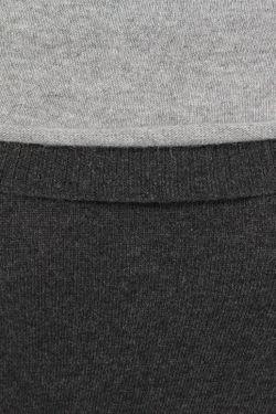 Пуловер Luisa Spagnoli                                                                                                              серый цвет