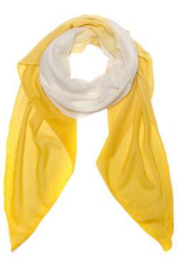 Палантин Moltini                                                                                                              желтый цвет