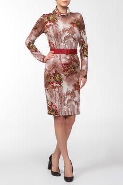 Платье Adzhedo                                                                                                              красный цвет
