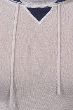 Джемпер Вязаный Malo                                                                                                              серый цвет