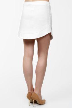 Юбка Roberto Cavalli                                                                                                              белый цвет