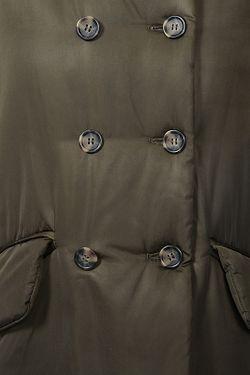 Пальто Cyrille Gassiline                                                                                                              коричневый цвет