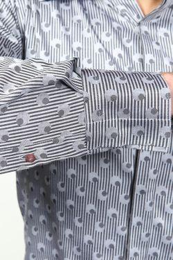 Сорочка GAUCHE                                                                                                              серый цвет