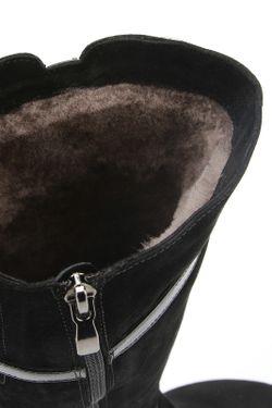 Сапоги Enzo Logana                                                                                                              черный цвет