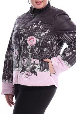Куртка Fuego                                                                                                              розовый цвет