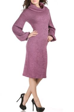 Платье Olivegrey                                                                                                              фиолетовый цвет