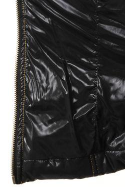 Куртка Roccobarocco                                                                                                              черный цвет