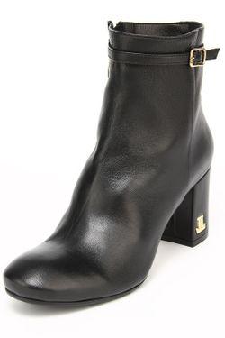 Ботинки Lottini                                                                                                              чёрный цвет