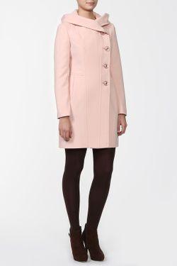 Пальто Амулет                                                                                                              розовый цвет