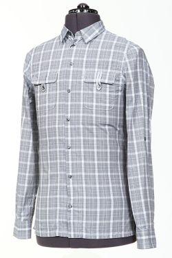 Рубашка Dolce & Gabbana                                                                                                              серый цвет