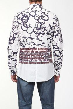 Сорочка Dolce & Gabbana                                                                                                              белый цвет