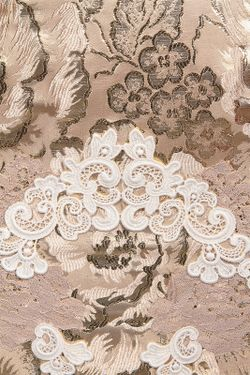 Юбка Dolce & Gabbana                                                                                                              бежевый цвет