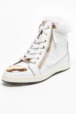 Кроссовки Giorgio Fabiani                                                                                                              белый цвет