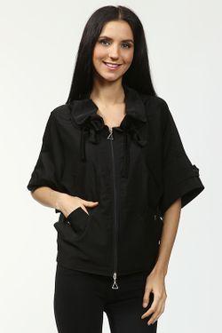 Жакет Кира Chateau Fleur                                                                                                              чёрный цвет