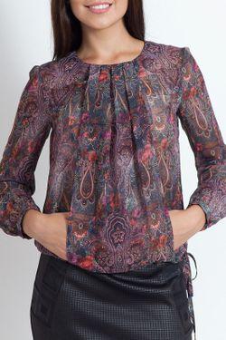 Блуза Офелия Chateau Fleur                                                                                                              многоцветный цвет
