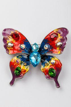 Брошь FRANSUA ARDY                                                                                                              многоцветный цвет