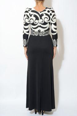 Платье Eva Milano                                                                                                              черный цвет