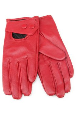 Перчатки Marco Bonne`                                                                                                              красный цвет