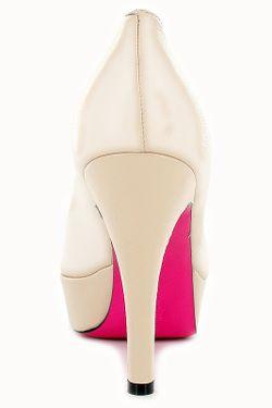 Туфли Открытые Luciano Padovan                                                                                                              бежевый цвет