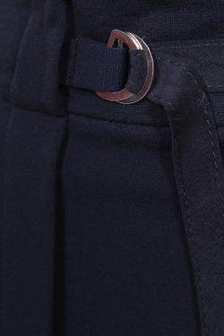 Юбка Max Mara Studio                                                                                                              синий цвет