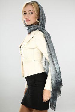 Палантин Valentino                                                                                                              серый цвет