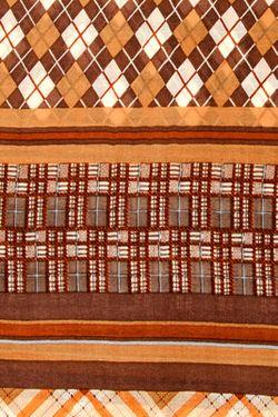 Палантин Moltini                                                                                                              коричневый цвет