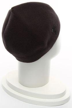 Шапка TAVITTA                                                                                                              коричневый цвет