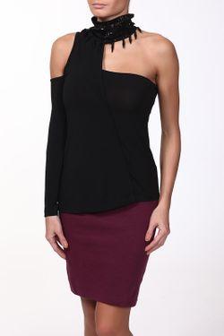 Блузон Amansara                                                                                                              черный цвет