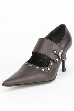 Туфли Giorgio Mallardi                                                                                                              чёрный цвет