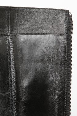 Сапоги Giorgio Mallardi                                                                                                              чёрный цвет