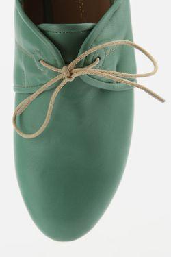Ботинки Giorgio Mallardi                                                                                                              голубой цвет
