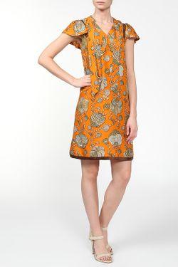 Платье Gucci                                                                                                              оранжевый цвет