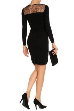 Платье Valentino                                                                                                              чёрный цвет