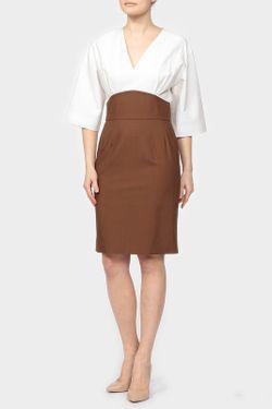 Платье Dior                                                                                                              белый цвет