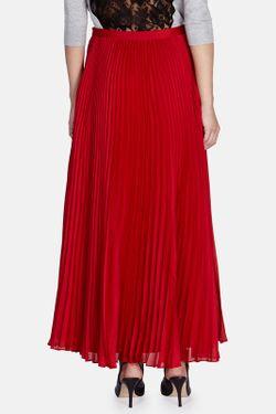 Юбка Karen Millen                                                                                                              красный цвет
