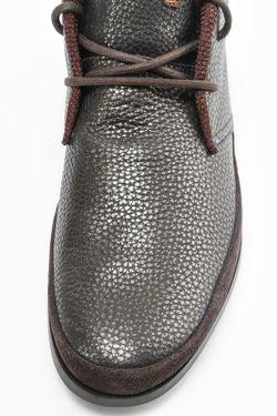 Ботинки Paul Smith Jeans                                                                                                              коричневый цвет