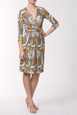 Платье Issa London                                                                                                              коричневый цвет
