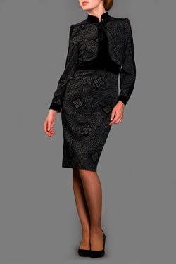 Платье Ksenia Knyazeva                                                                                                              серый цвет