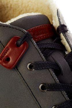 Ботинки Lacoste                                                                                                              черный цвет