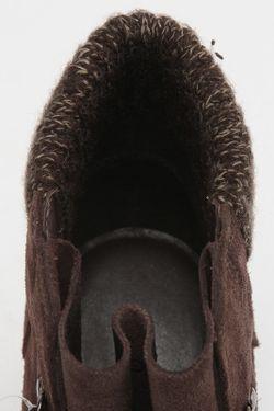 Ботильоны Lacoste                                                                                                              коричневый цвет