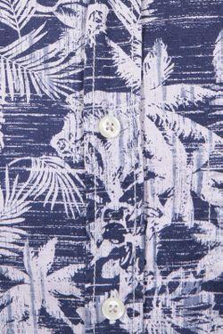 Сорочка Hugo                                                                                                              синий цвет