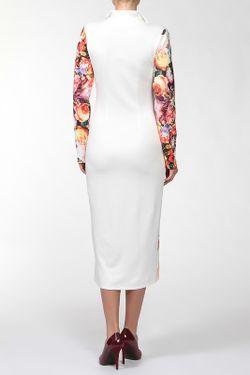 Платье Adzhedo                                                                                                              белый цвет