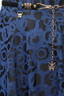 Юбка Cu&Mu                                                                                                              синий цвет