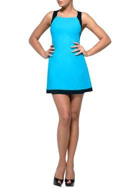 Платье Пляжное Lora Grig                                                                                                              голубой цвет