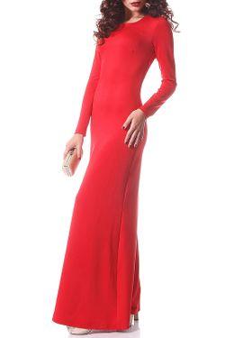Платье OKS                                                                                                              красный цвет