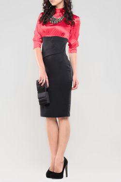 Платье Maurini                                                                                                              красный цвет