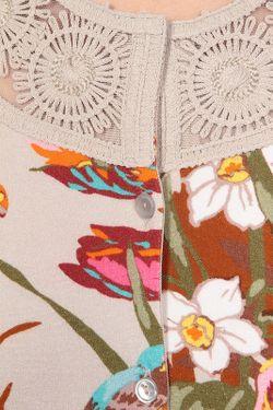 Кофта Blumarine                                                                                                              многоцветный цвет
